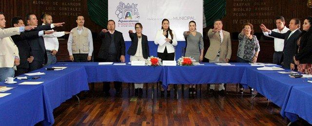 ¡Instala Ayuntamiento de Aguascalientes Consejo de Desarrollo Municipal!