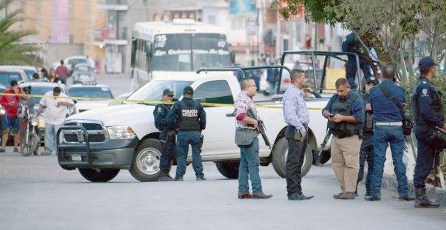 ¡Sangriento enfrentamiento en Guadalupe, Zacatecas: policías ministeriales abatieron a 2 delincuentes!