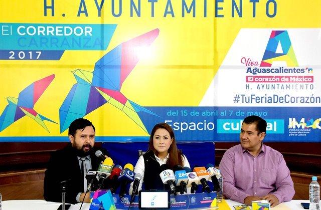 ¡Más de 400 actividades ofrecerá el Gobierno Municipal en el Corredor Cultural Carranza!