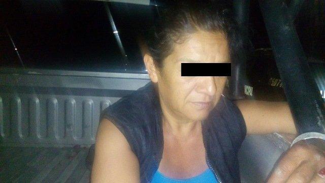 ¡Mujer intentó robar las limosnas de un templo en Aguascalientes; llevaba un soplete para abrir las alcancías!