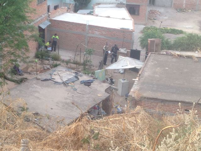 ¡Detuvieron a sujeto que asesinó a otro en Calvillo, Aguascalientes!