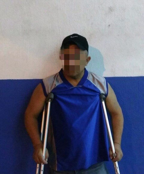 ¡Detuvieron a sujeto por maltrato infantil en la Feria Nacional de San Marcos de Aguascalientes!