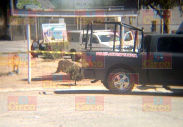 ¡Ataque armado en Zacatecas dejó 2 muertos y 1 lesionado!