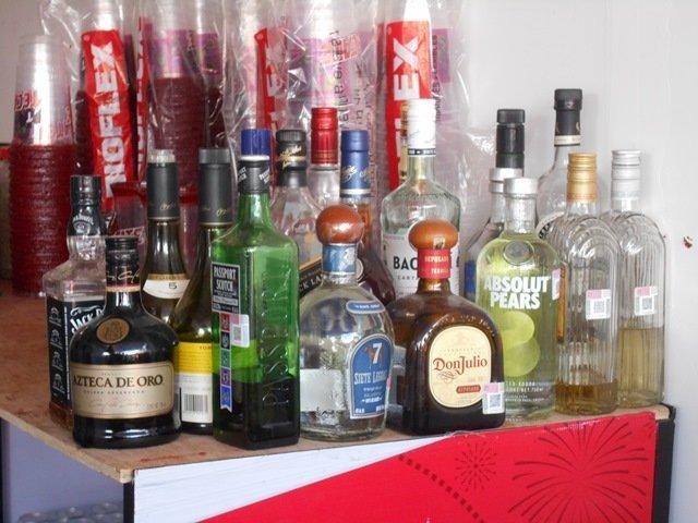 ¡Instrumenta Secretaría de Salud operativo para prevenir consumo de bebidas alcohólicas en menores de edad!