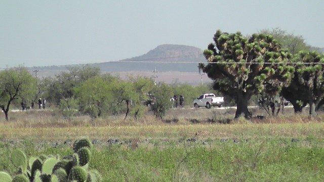 ¡Hallaron 5 bolsas con restos humanos en Guadalupe, Zacatecas!