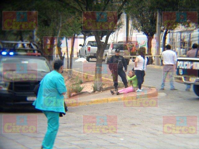 ¡Mecánico fue ejecutado de 12 balazos en Zacatecas!