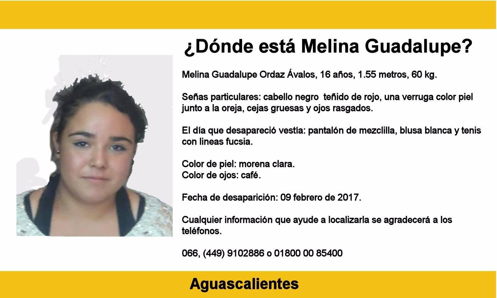 ¡El Observatorio de Violencia Social y de Género de Aguascalientes reportó a otras 3 mujeres desaparecidas!