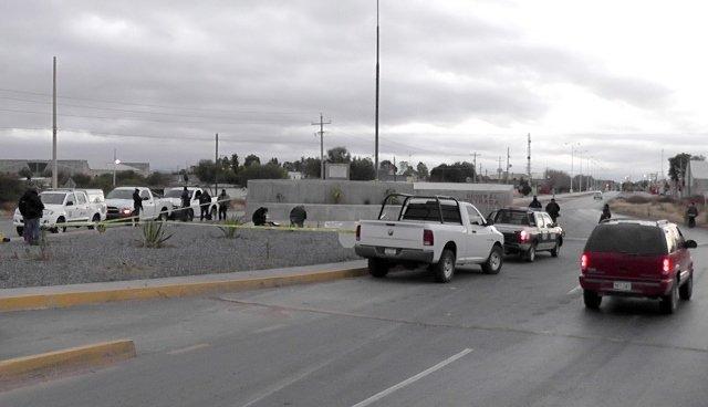 ¡Ejecutaron a un hombre y una mujer en Enrique Estrada, Zacatecas!