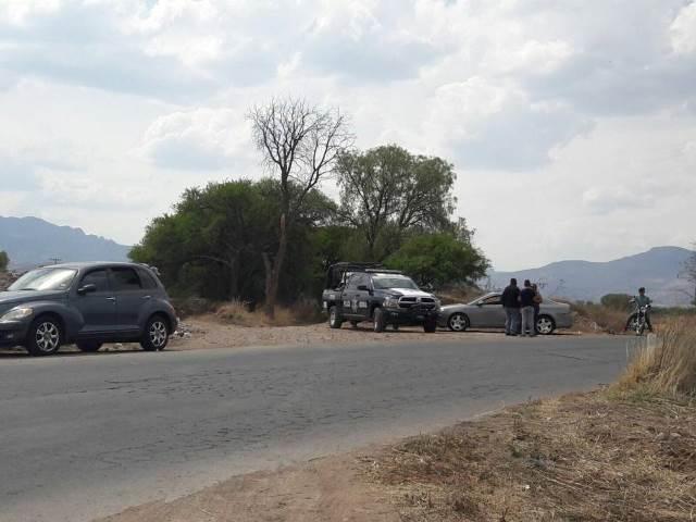 ¡Hombre de la tercera edad fue ejecutado de un disparo en Jerez, Zacatecas!
