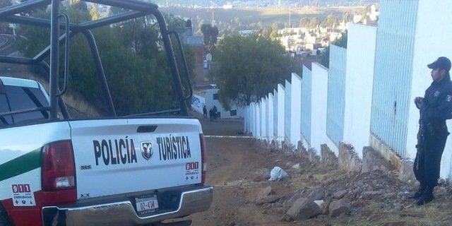 ¡Ejecutaron a un desconocido de un balazo en la cabeza en Zacatecas!