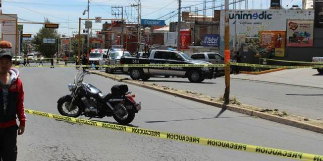 ¡Joven motociclista fue ejecutado a balazos en Guadalupe, Zacatecas!