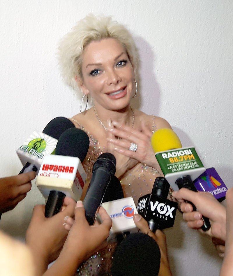 """ENTREVISTA/¡Estoy lista para grabar otro dueto con """"El Buki"""", si lo dejan: Marisela!"""