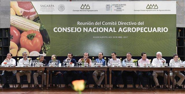 ¡Aguascalientes, listo para ser estado piloto en el desarrollo de proyectos estratégicos para el campo!