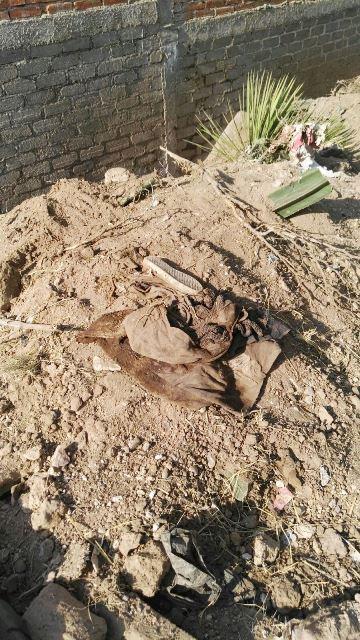 ¡Joven desaparecido fue asesinado a golpes y enterrado en un predio en Aguascalientes!