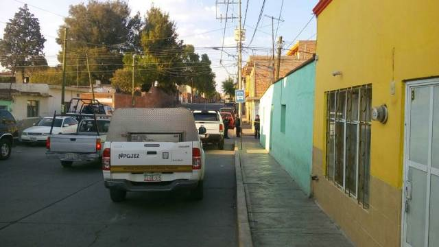 ¡Encontraron una bolsa con restos humanos en Guadalupe, Zacatecas!