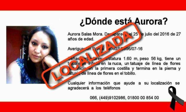 ¡Ya identificaron a la mujer asesinada y enterrada en Aguascalientes!