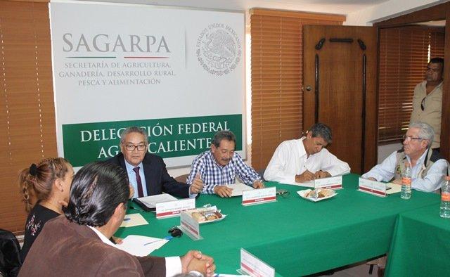 ¡Delegaciones federales trabajan en apoyo al sector agrario!