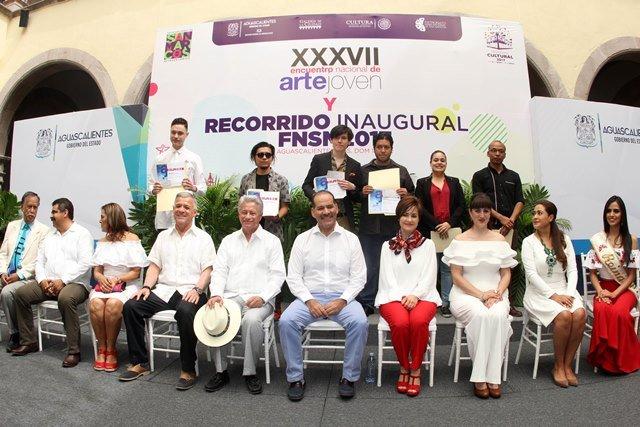 ¡Encuentro Nacional de Arte Joven, plataforma que impulsa a jóvenes talentos!