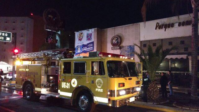 ¡Incendio acabó con un merendero en Aguascalientes!