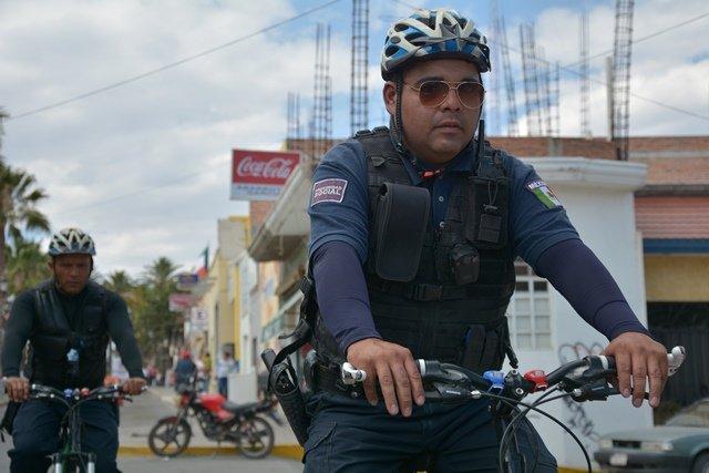 ¡Incrementan salario a policías de Jesús María!