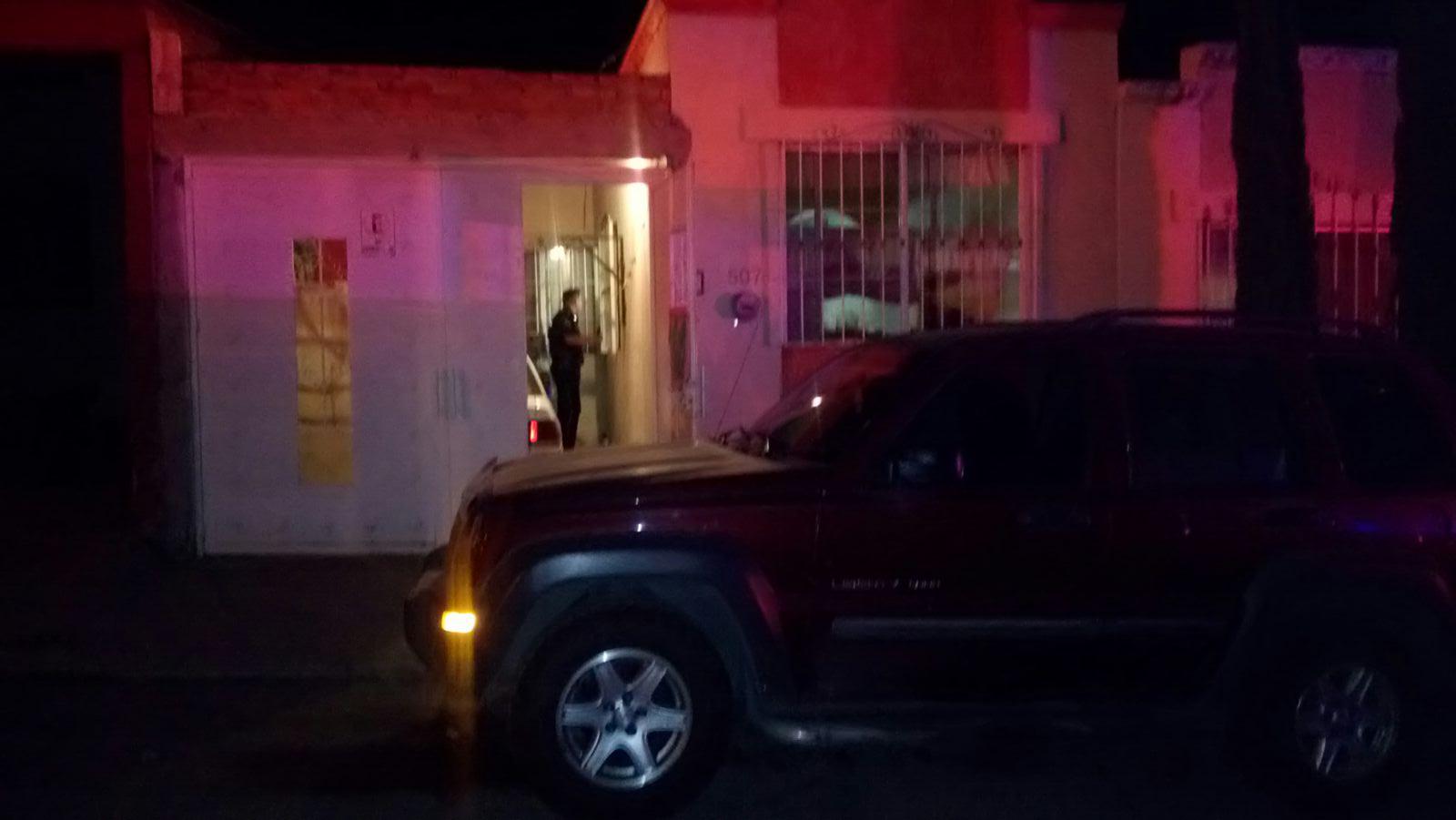 ¡Grave hombre que se dio un balazo con un rifle de diábolos al intentar suicidarse en Aguascalientes!