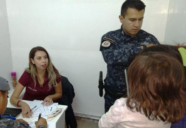 ¡Niña extraviada en la FNSM en Aguascalientes fue localizada sana y salva!