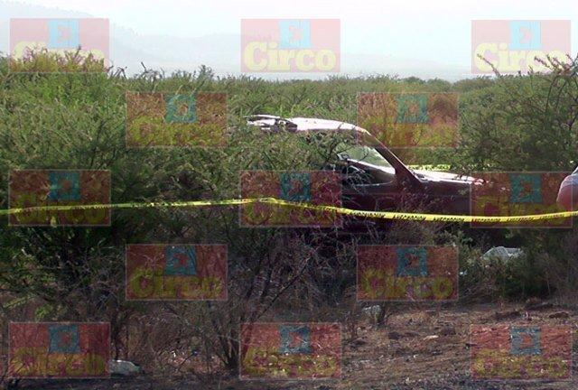 ¡1 muerto y 1 lesionado dejó volcadura de una camioneta en Fresnillo!