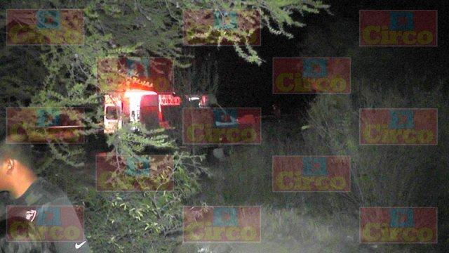 ¡Parranda terminó en trágico accidente en Saín Alto con saldo de 2 muertos y 1 lesionado!