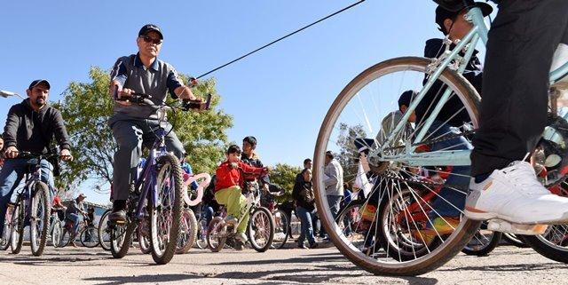 ¡Impulsará Municipio capital estrategias para fomentar el uso de la bicicleta!