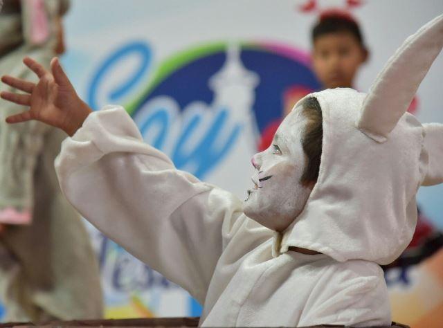 ¡Niños de Jesús María dan muestra de su talento en el ámbito teatral!