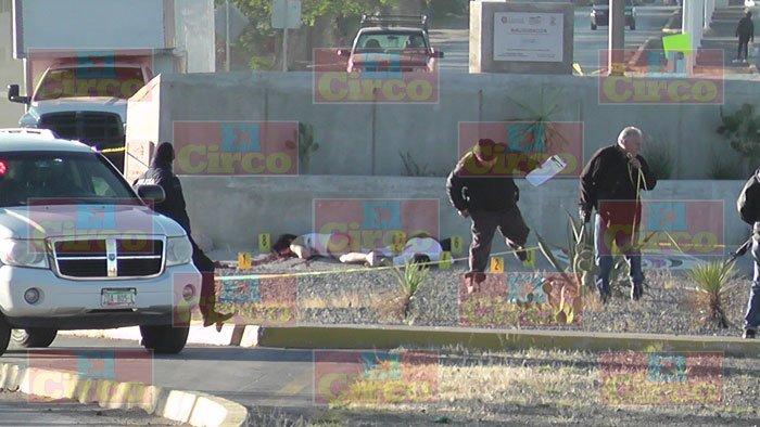 ¡Ejecutan a pareja de policías de Calera en Enrique Estrada, Zacatecas!