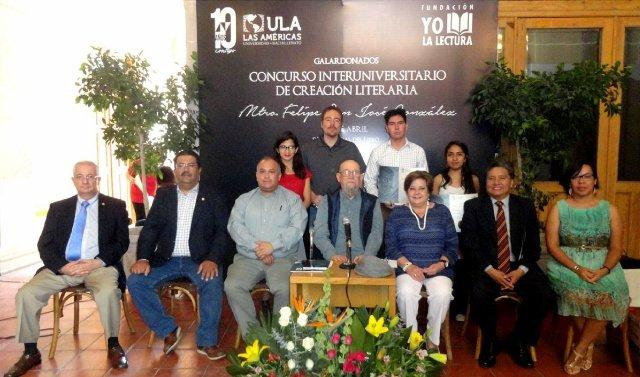¡La Universidad Las Américas y la Fundación 'Yo amo la Lectura' eligieron a los ganadores del Premio Maestro 'Felipe San José'!