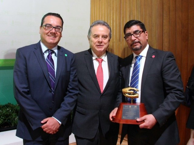 ¡Recibe Gobierno Municipal Premio Nacional de Ahorro de Energía!
