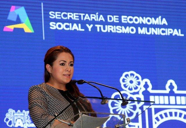 ¡Presentan Secretaría de Economía Social y Turismo Municipal!