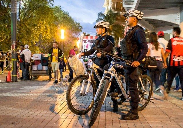 ¡Positivos resultados de la estrategia de seguridad pública del Gobierno Municipal!