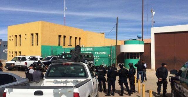 ¡En Aguascalientes recapturaron a un reo fugado del CERERESO de Cieneguillas, Zacatecas!