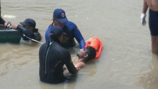 ¡Rescataron el cuerpo del joven ahogado en un bordo en Aguascalientes!