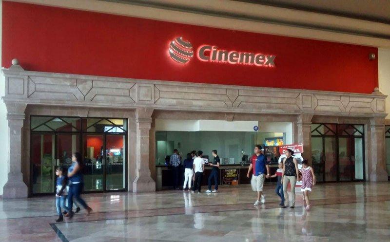 ¡Se suicida en el interior de una sala de cine en Aguascalientes!