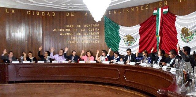 ¡Aprobó Ayuntamiento de Aguascalientes cuentas públicas de la administración municipal!
