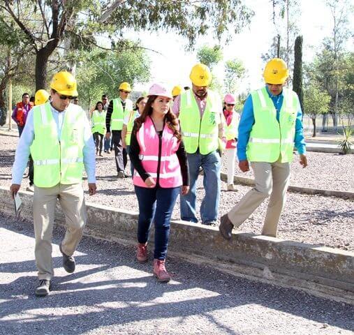 ¡Importantes avances registran las obras de construcción de concreto hidráulico en José María Chávez!