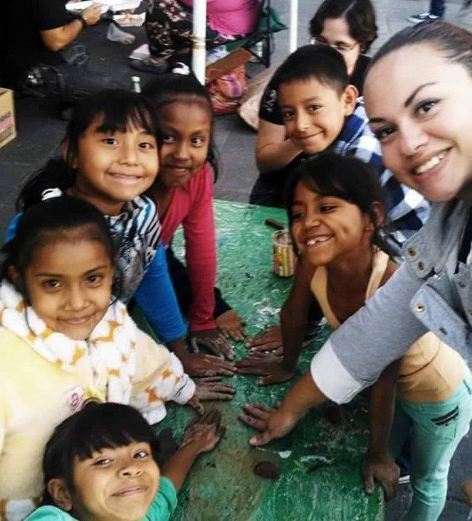 ¡Imparte Gobierno Municipal cursos de artesanías en la Casa Refugio Reyes!
