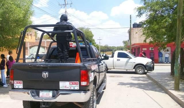 ¡Ejecutaron a un hombre y lesionaron a otro en Guadalupe, Zacatecas!