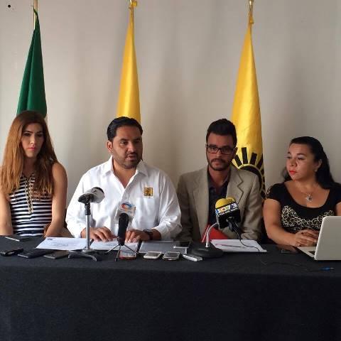 ¡El PRD reprobó la discriminación a una turista en la FNSM!