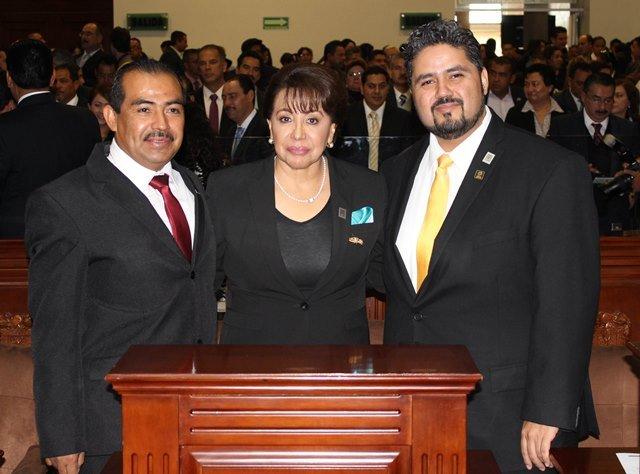 ¡Diputados de PRD, MORENA y Nueva Alianza presentan reforma electoral centrada en el ciudadano!