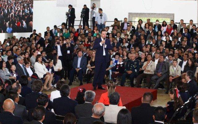 ¡Educación, la única vía para transformar las condiciones de vida de los mexicanos: Alejandro Tello!