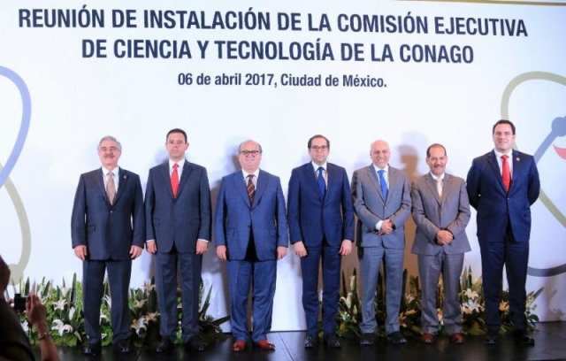 ¡Alejandro Tello asume la Vicepresidencia de la Comisión Ejecutiva de Ciencia y Tecnología de la CONAGO!