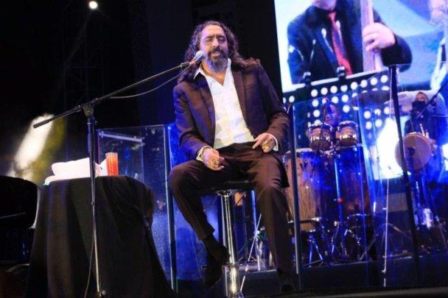"""¡Con la espectacular presentación de Diego """"El Cigala"""" culminó el Festival Cultural Zacatecas 2017!"""