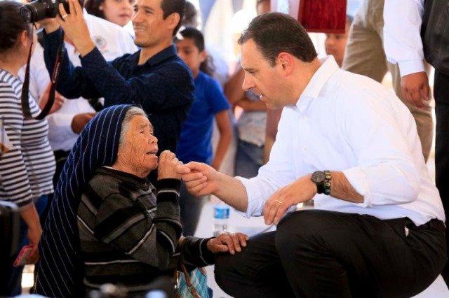 ¡Gobernador Alejandro Tello celebra 300 años de Villa Hidalgo y entrega apoyos por 3mdp a sectores vulnerables!