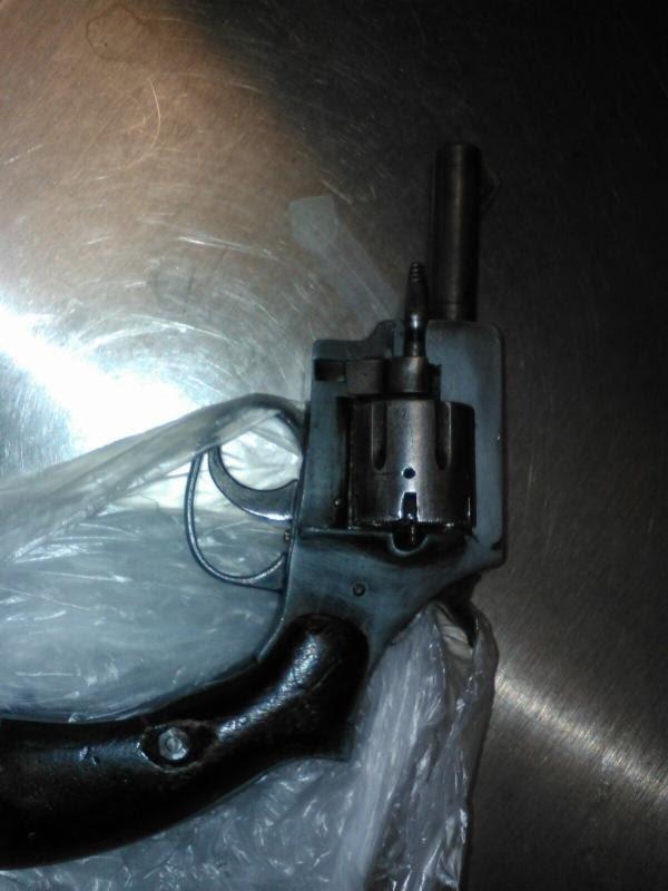 ¡Policía Estatal detuvo a hombres en posesión de arma en Guadalupe y recupera vehículos en Nochistlán!