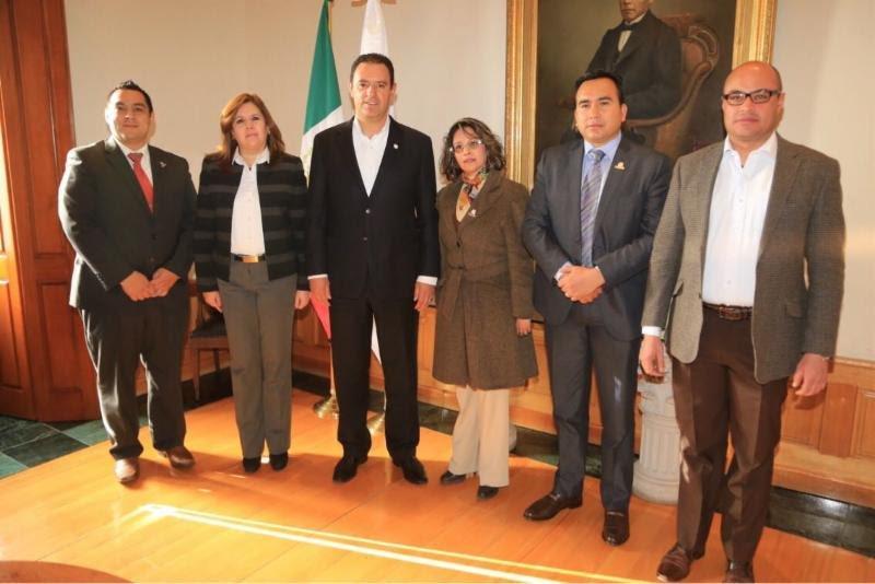 ¡El gobernador Alejandro Tello realiza ajustes en su gabinete de seguridad y procuración de justicia!